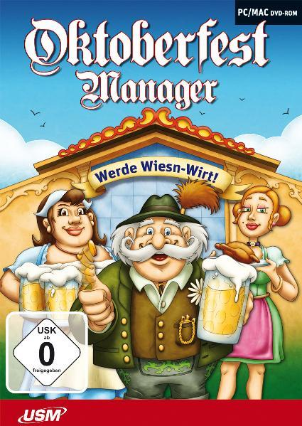 Oktoberfest-Manager - Coverbild