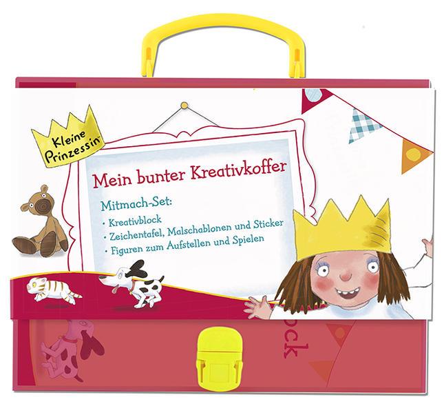 Kleine Prinzessin - Mein bunter Kreativkoffer - Coverbild