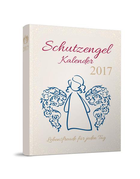 Schutzengelkalender 2017 - Coverbild