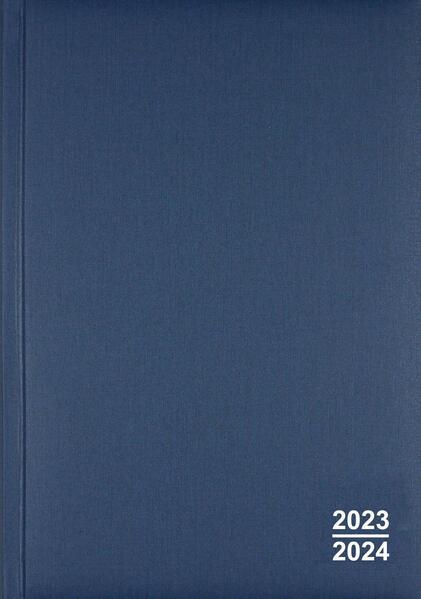 Organisations- und Planungsbuch 2014/2015, blau - Coverbild