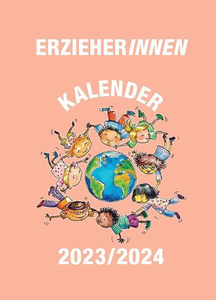 ErzieherInnen-Kalender 2015/2016 - Coverbild