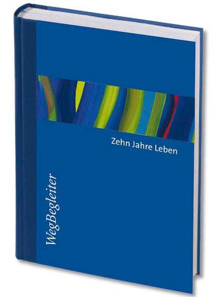 Zehn Jahre leben-blau - Coverbild