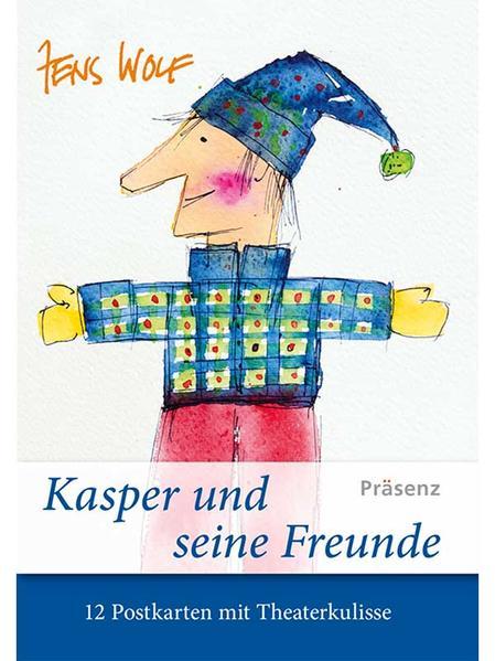 Postkarten-Set  Kasper und seine Freunde - Coverbild