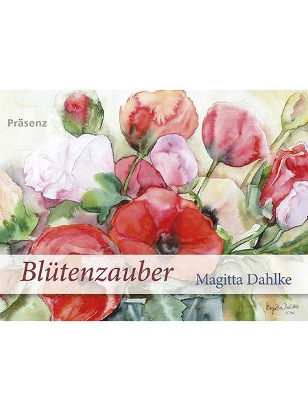 Postkarten-Set Blütenzauber - Coverbild