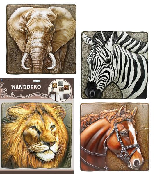 Wanddeko Animal Portrait - Coverbild