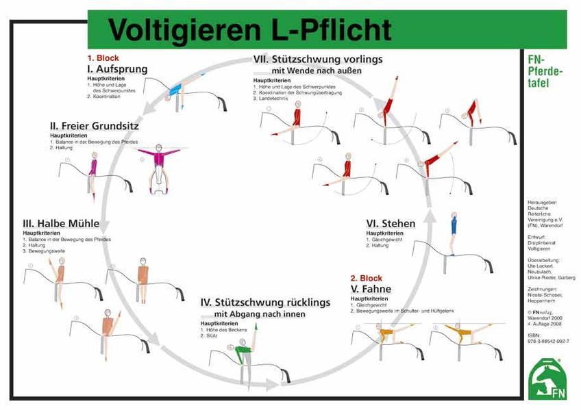 Voligieren L-Pflicht-Gruppen - Coverbild