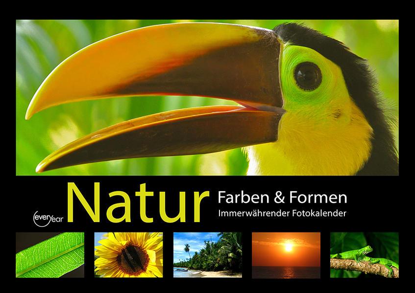 Natur Farben & Formen (everyear.de) - Coverbild