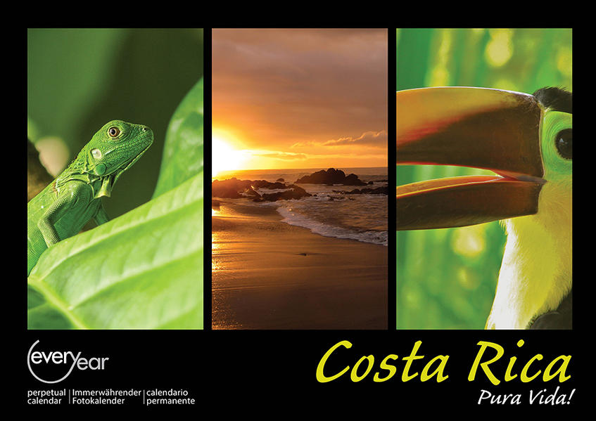 Costa Rica A4 (everyear.de) - Coverbild