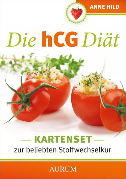 Die hCG Diät - Das Kartenset - Coverbild