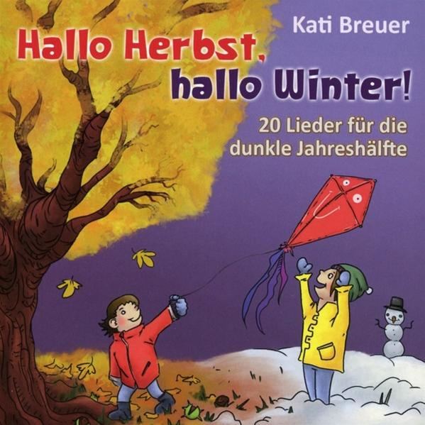 Hallo Herbst, hallo Winter! - Coverbild
