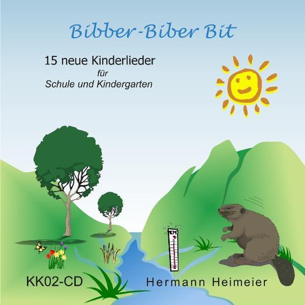 Bibber-Biber Bit - Coverbild