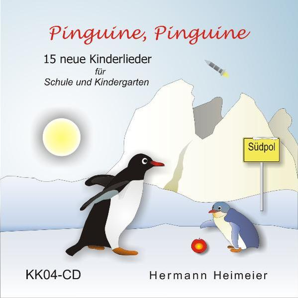 Pinguine, Pinguine - Coverbild