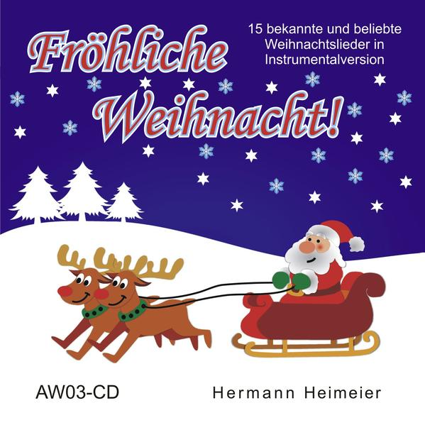 Fröhliche Weihnacht! - Coverbild