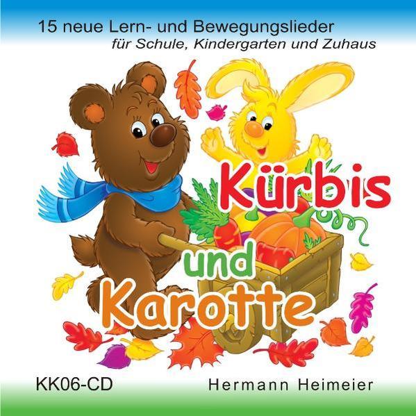 Kürbis und Karotte - Coverbild