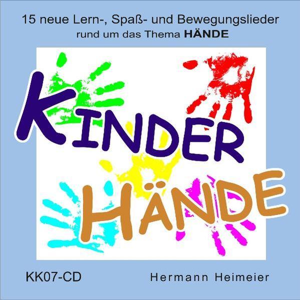 Kinderhände - Coverbild