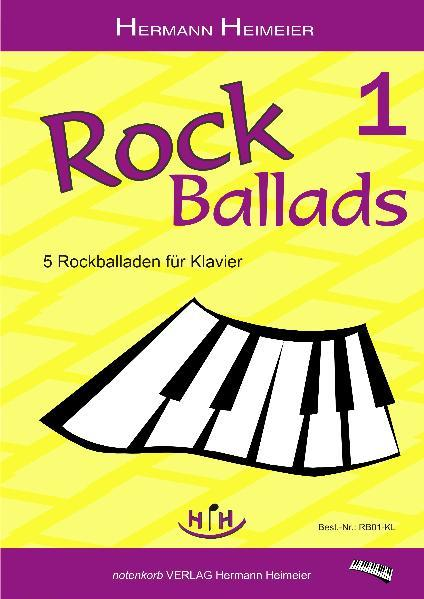 RockBallads 1 - Coverbild