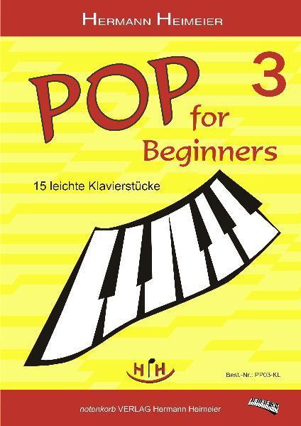 Pop for Beginners 3 - Coverbild