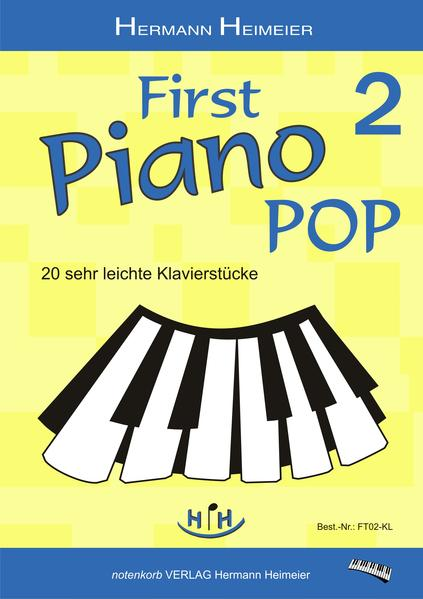 First PianoPop 2 - Coverbild