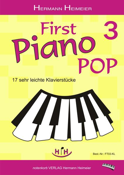 First PianoPop 3 - Coverbild