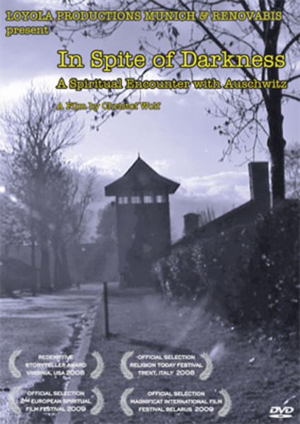 In Spite of Darkness. A Spiritual Encounter with Auschwitz - Coverbild
