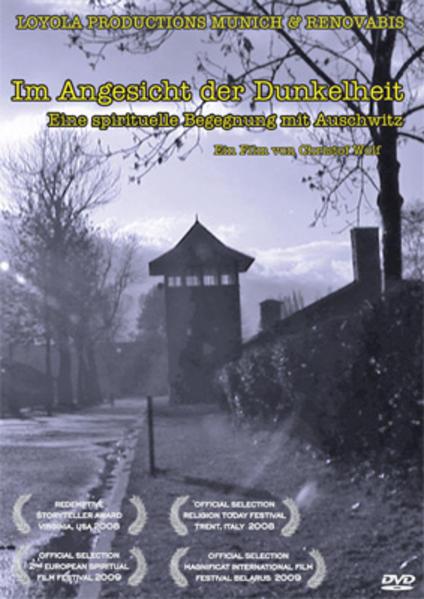 Im Angesicht der Dunkelheit. Eine spirituelle Begegnung mit Auschwitz - Coverbild