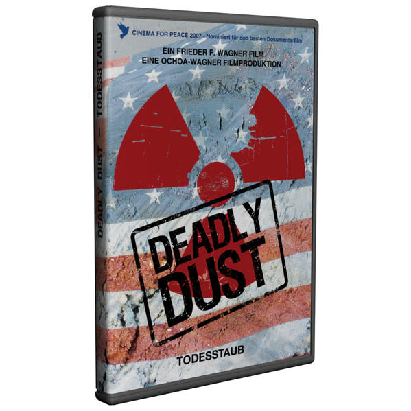 Deadly Dust - Todesstaub - Coverbild