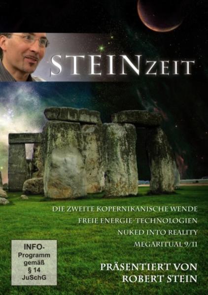STEINzeit - präsentiert von Robert Stein - Coverbild