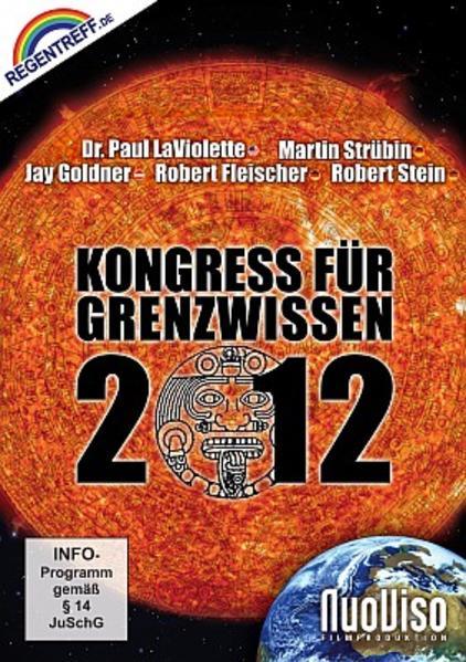 Kongress für Grenzwissen 2012 - Coverbild