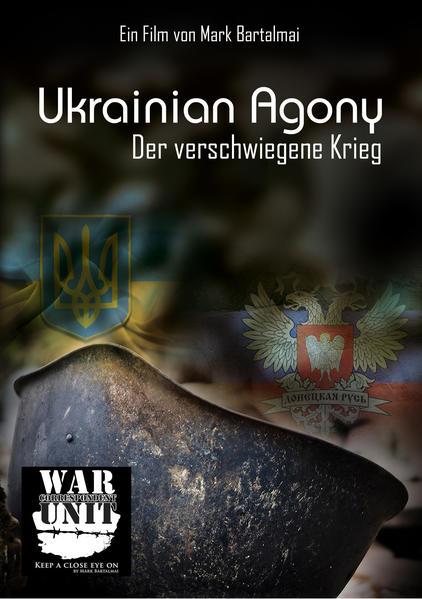 Ukrainian Agony - Coverbild