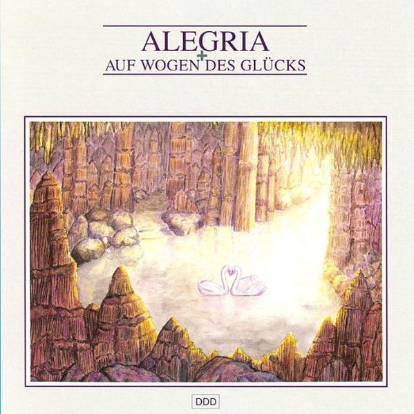 Alegria - Auf Wogen des Glücks - Coverbild