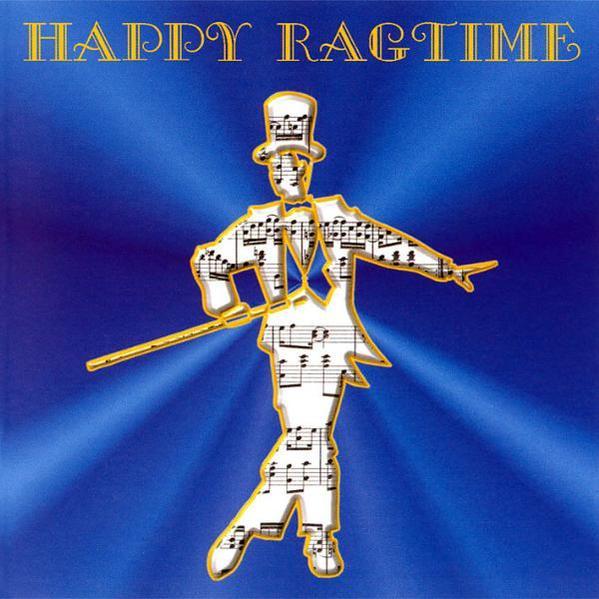 Happy Ragtime - Coverbild