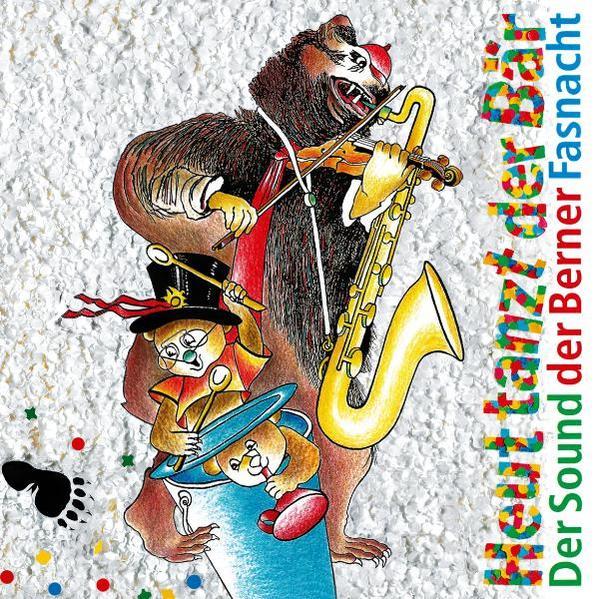 Heut tanzt der Bär - Coverbild