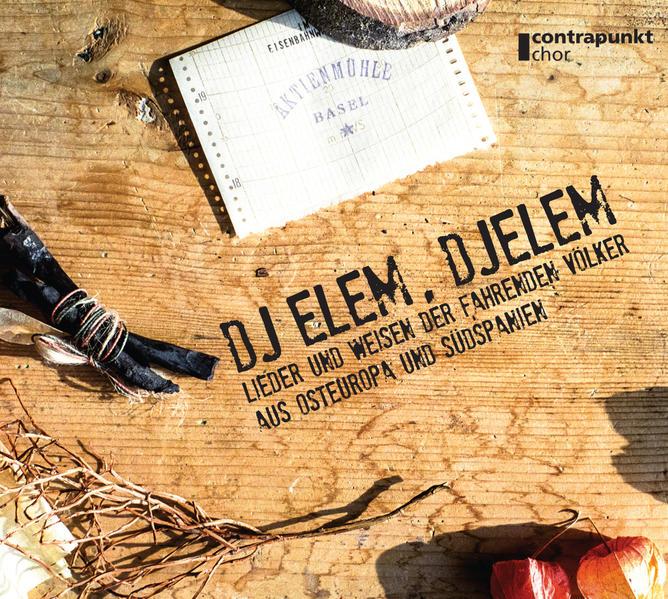 Djelem Djelem - Coverbild