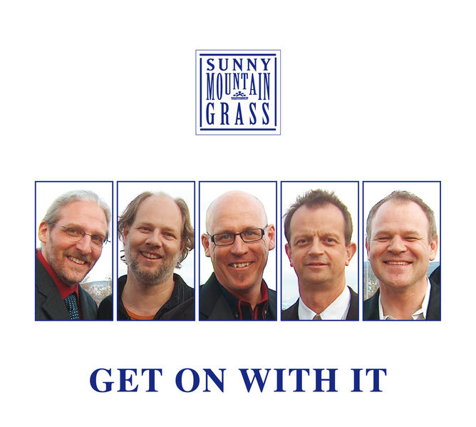 Get on with it - Coverbild