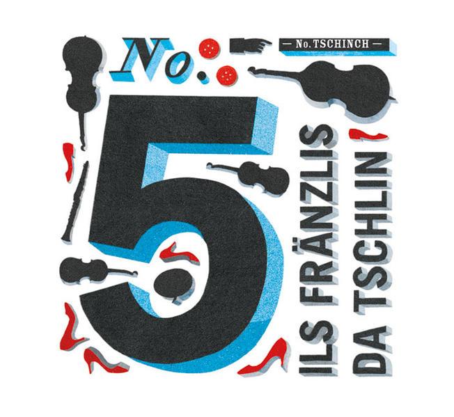 No. 5 - Coverbild