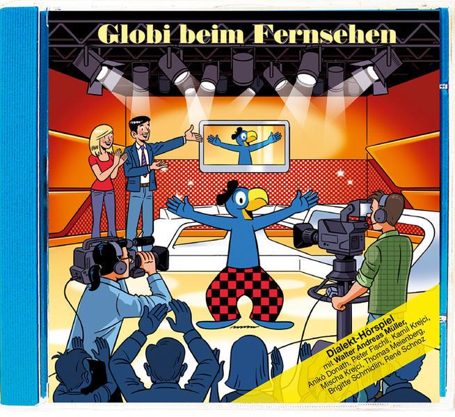 Globi beim Fernsehen CD Epub Ebooks Herunterladen