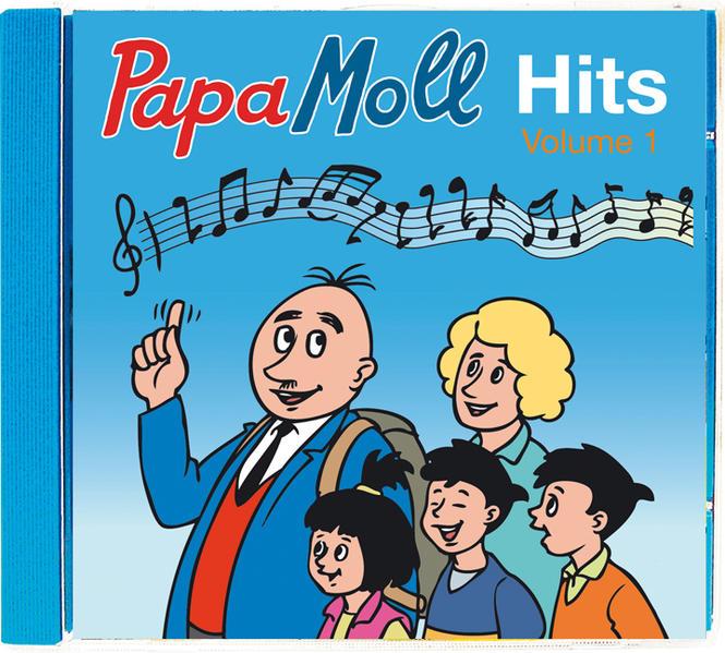 Kostenloser Download Die schönsten Papa Moll Hits CD PDF