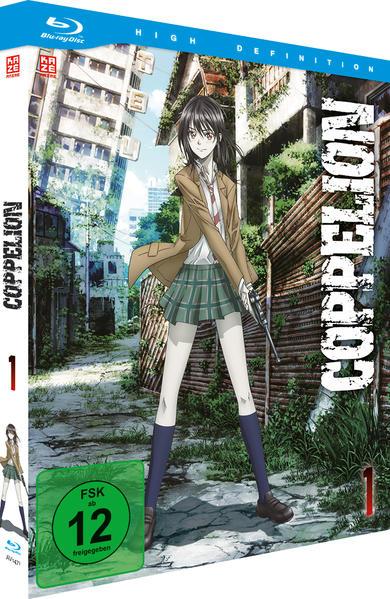 Coppelion - Blu-ray 1 - Coverbild