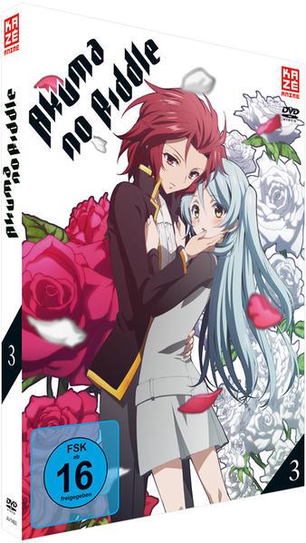 Akuma no riddle - DVD 3 - Coverbild