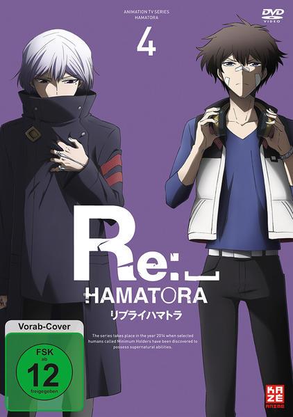 Herunterladen Re: Hamatora - 2. Staffel - DVD 4 Epub