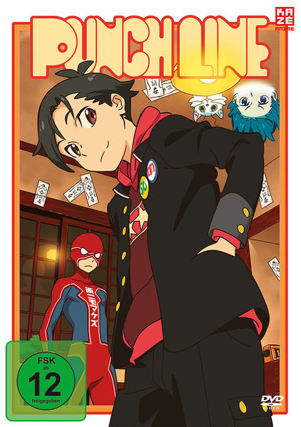 Punch Line - DVD 4 - Coverbild