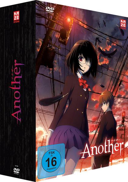 Another - DVD 1 mit Sammelschuber - Coverbild
