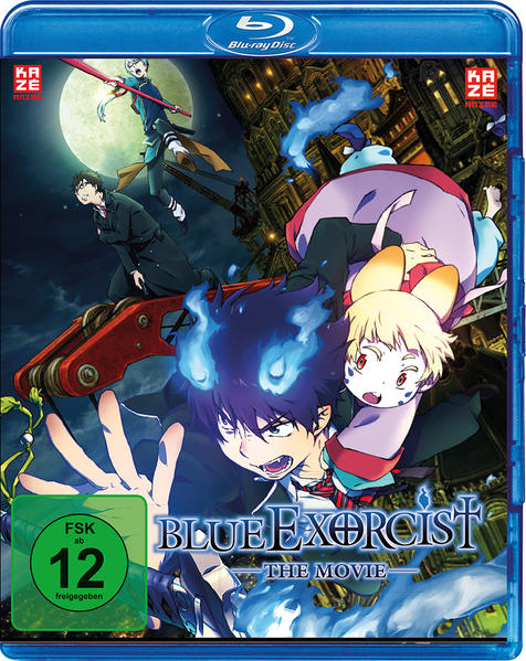 «Blue Exorcist - The Movie - Blu-ray»: EPUB TORRENT 764-0105239849