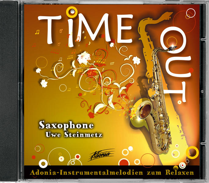 Time out - Saxophone - Coverbild