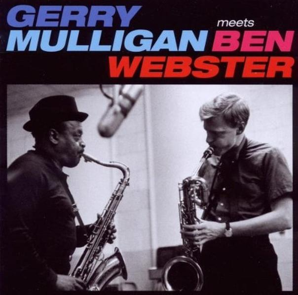 Mulligan Meets Webster, 1 Audio-CD - Coverbild