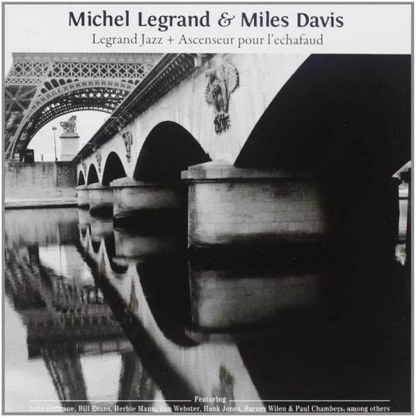 Michel Legrand & Miles Davis - Coverbild