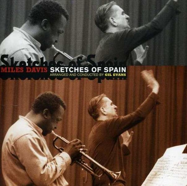 Sketches of Spain - Coverbild