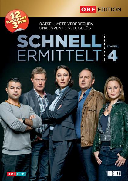 Schnell ermittelt 4. Staffel - Coverbild