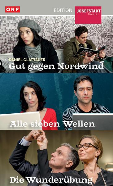 Daniel Glattauer Box - Coverbild