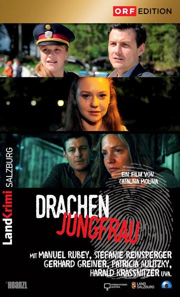 Drachenjungfrau - Coverbild